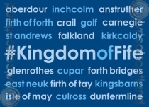 #KingdomofFife Magnet (H) (Apr)