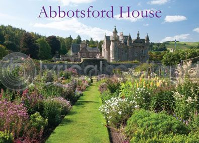 Abbotsford House Magnet (H)