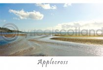 Applecross Beach Postcard (HA6)