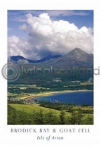 Brodick Bay & Goat Fell (VA6)
