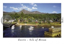 Corrie Harbour - Isle of Arran (HA6)