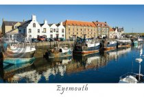 Eyemouth Postcard (H A6 LY)
