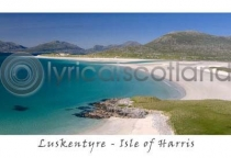 Luskentyre - Isle of Harris (HA6)