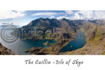 Cuillin, Isle of Skye Postcard (HA6)