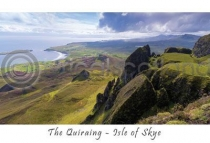 Quiraing, Isle of Skye Postcard (HA6)