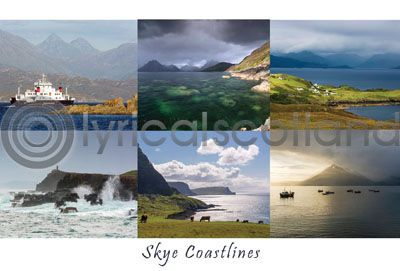 Skye Coastlines Composite (HA6)