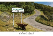 Calum's Road Postcard (HA6)