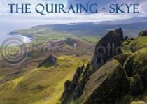 Skye - Quiraing Magnet (H LY)