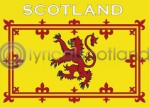 Lion Rampant Magnet (H LY)