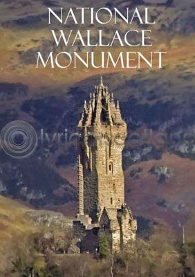 National Wallace Monument Magnet (V)