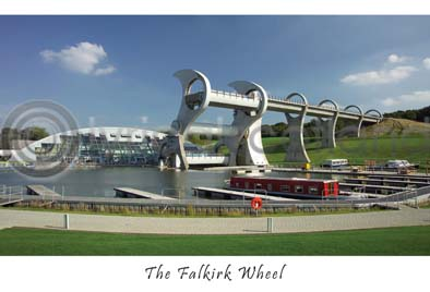 Falkirk Wheel (HA6)