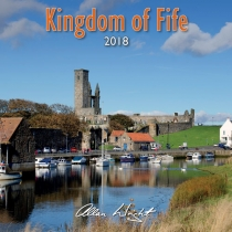 2018 Calendar Kingdom of Fife (Mar)