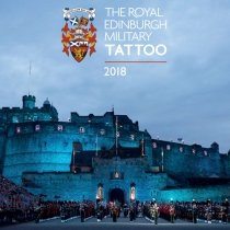 2018 Calendar Royal Edinburgh Military Tattoo (Mar)