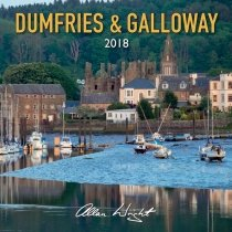 2018 Calendar Dumfries & Galloway