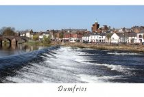 Dumfries Postcard (HA6)