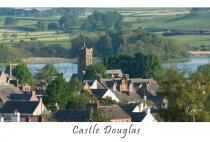 Castle Douglas Postcard (HA6)