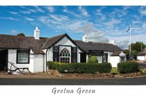 Gretna Green Postcard (HA6)