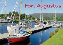 Fort Augustus Magnet (H LY)