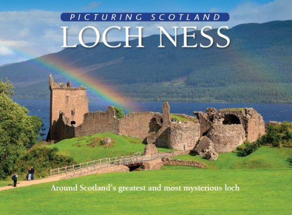 Picturing Scotland: Loch Ness (May)