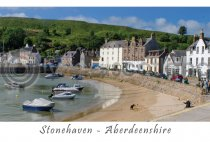 Stonehaven Postcard (H A6 LY)