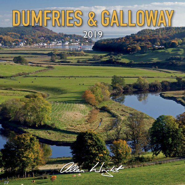 2019 Calendar Dumfries & Galloway (Mar)