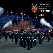 2019 Calendar Royal Edinburgh Military Tattoo