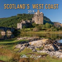 2019 Calendar Scotland's West Coast
