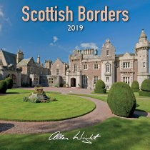 2019 Calendar Scottish Borders