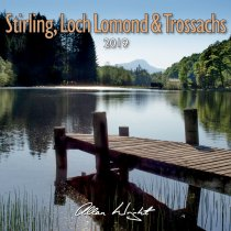 2019 Calendar Stirling, Loch Lomond, Trossachs