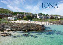 Iona - St Ronan's Bay Magnet (H LY)