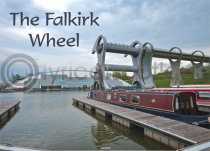 Falkirk Wheel Magnet (H LY)