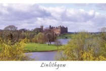 Linlithgow Postcard (H A6 LY)