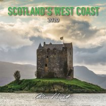 2020 Calendar Scotland's West Coast