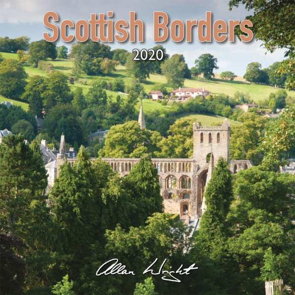2020 Calendar Scottish Borders (Mar)