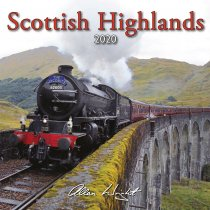 2020 Calendar Scottish Highlands
