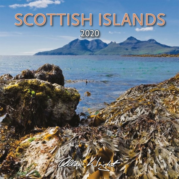2020 Calendar Scottish Islands (Mar)