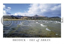 Brodick - Isle of Arran Postcard (H A6 LY)