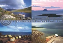 Isle Of Arran Composite (1) Postcard (HA6)