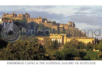 Edinburgh Castle & National Gallery (HA6)