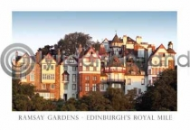 Ramsay Gardens, Royal Mile (HA6)
