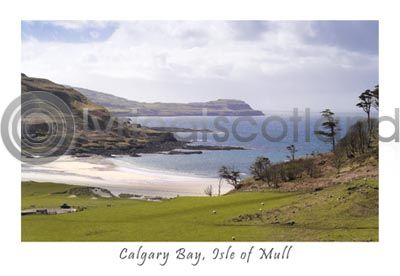 Calgary Bay, Isle Of Mull (HA6)
