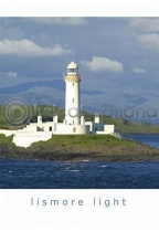 Lismore Lighthouse Postcard (V A6 LY)