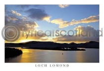 Loch Lomond Sunset (HA6)