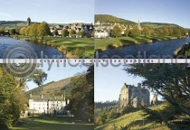 Peebles Postcard (HA6)