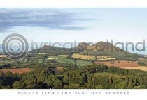 Scott's View Postcard (H A6 LY)
