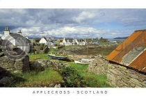 Applecross Postcard (HA6)