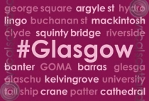 #Glasgow Postcard (H A6 LY)
