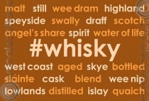 #whisky postcard (H A6 LY)