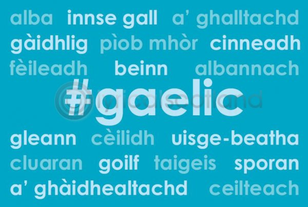 Lyrical scotland calendars postcards greetings cards fridge gaelic postcard ha6 m4hsunfo