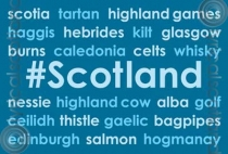 #Scotland Postcard (H A6 LY)